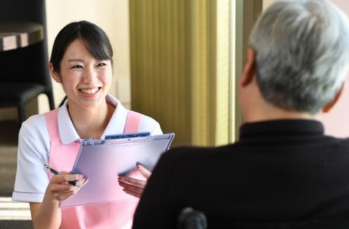 【有料老人ホーム】文京区:未経験OKのケアマネジャーのお仕事