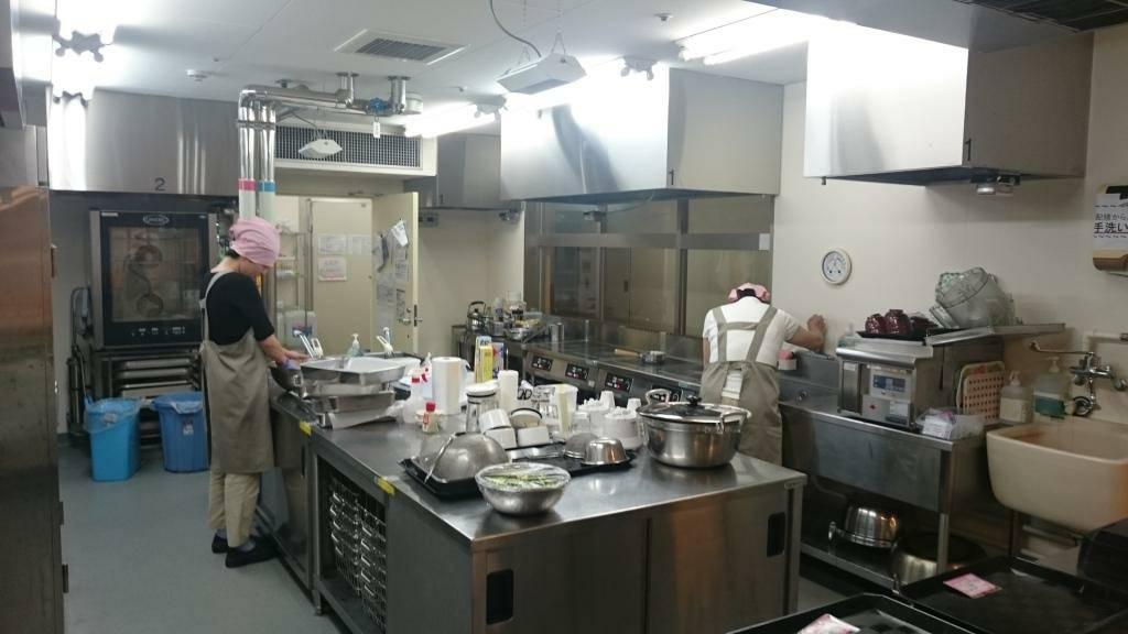 ◆調理スタッフの仕事内容