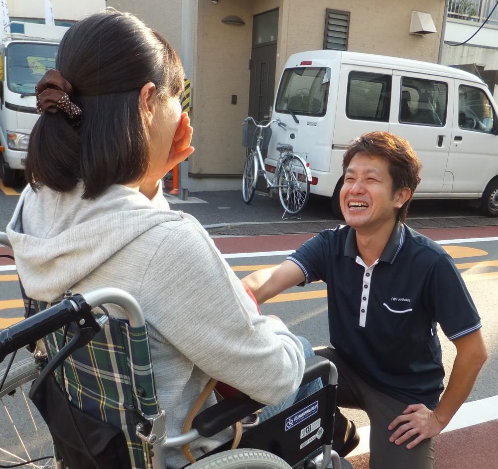 【訪問介護】東京都品川区:手に職を付けたい方大歓迎!訪問介護職を募集
